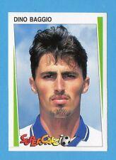 PANINI SUPERCALCIO 1994/95-Figurina n.135- DINO BAGGIO - PARMA -NEW