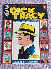 Dick Tracy DC Limited Collector's Edition presents 1975 Comic Book C-40