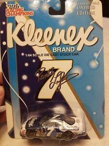 Racing Champions Randy LaJoie #7 Kleenex 1:64 Diecast Car