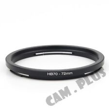 Hasselblad 70-72mm Step-Up Lens Adapter Filter Ring /70mm Lens to 72mm Accessory