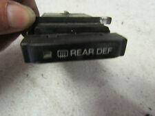 96-98 96 FORD MUSTANG GT REAR DEFROST SWITCH