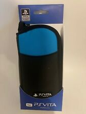 PSVita Travel Case Blue/Black *NEW*