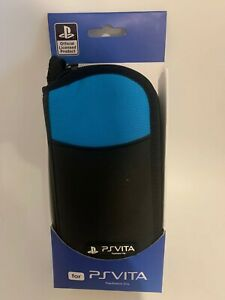 PSVita Travel Case Blue/Black *NEW*