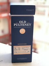 Old Pulteney, Single Cask, 18 Jahre, limitiert auf 198 Flaschen!