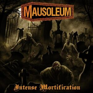 MAUSOLEUM / HAEMOPHAGUS SPLIT [7″ VINYL EP]