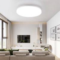 LED Ceiling Light Modern Lighting Fixture Bedroom Kitchen Surface Mount Lamp