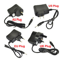 UK/EU/US/AU Plug 18650 Battery Charger for Headlamp Headlight Flashlight Torch