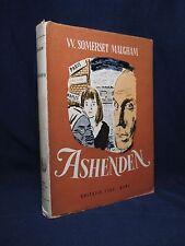 Somerset Maugham - Ashenden - Editrice Faro 1947 Prima edizione JAMES BOND 007