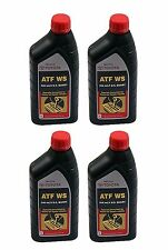NEW Genuine Toyota Matrix 4-Quarts 2006-2014 Auto Trans Fluids 00289 ATFWS