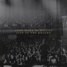 Live at the Knight - John Mark McMillan (CD, 2015, Jesus Culture, Capitol)