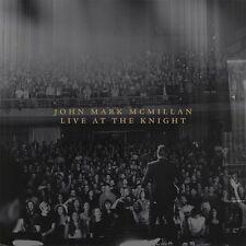 John Mark McMillan Live At The Knight CD (Jesus Culture Music)