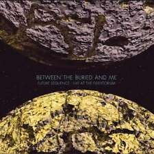 New: BETWEEN THE BURIED AND ME - Future Sequence: Live at the Fidelitorium (CD +