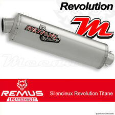 Silenziatore Pentola scappamento Remus Revolution Titanio BMW R 1150 GS 99