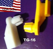 FORD TRUCK F SERIES Door / Tailgate LOCK ROD RETAINER CLIPS 74 to 79 TG16