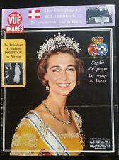 Magazine Point de Vue 28/1/1972; Les obsèques du roi Frederik IX/ Sophie d'Espag