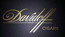 Davidoff Cigars sticker / decal