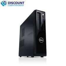 Fast Dell Vostro 260 Desktop Computer PC Intel i3 4GB 320GB Windows 10 Home Wifi