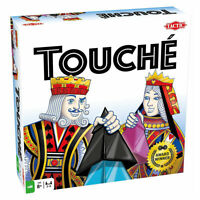 Tactic Touche Board Game - Genius combination of a card game and a board game