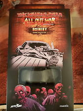 Walking Dead jeu All Out War Scenery Game Booster-Neuf