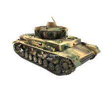 RARE 1:48 21st Century Toys New Millennium WWII German Army Panzer IV Tank