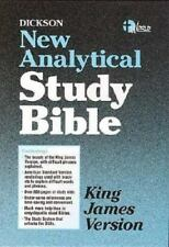 KJV - Dickson's New Analytical Study Bible by Thomas Nelson
