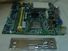 ASUS P5VD2-NVM/S Socket 775 Motherboard Complete With I/O Plate CPU & RAM