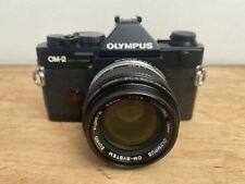Olympus OM2 Spot Program 35 mm film camera