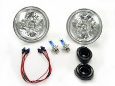 *DOT APPROVED* 80 81 82-86 JEEP CJ CJ5 CJ7 ANGEL HALO XENON HID LOOK HEADLIGHTS