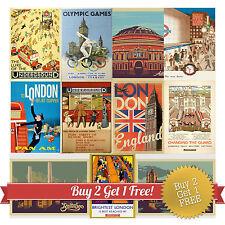 Vintage Colour 1990-Now Art Posters