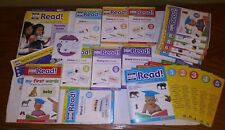 """Your Baby Can Read"" ENTIRE SET Lessons 1-5, Books, DVD's, Cards, Etc!"