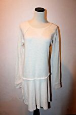 NWOT Twenty Second 22nd @ Anthropologie Boho Chic Fluted Hem Tunic Shirt Dress M