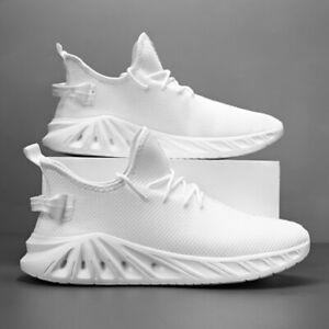 Men's Tennis Shoes Gym Sports Sneakers Casual Walking Outdoor Comfort Running