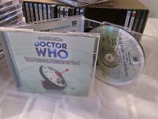Doctor Who BIG FINISH audio cd 54 - THE NATURAL HISTORY OF FEAR. PAUL McGANN