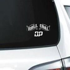 B213 Diesel Power Roll Coal  vinyl decal car truck van suv