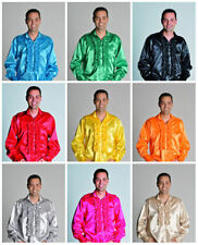 Satin Fancy Dress Complete Outfits for Men
