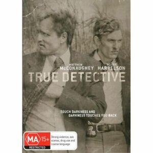 True Detective : Season 1   DVD Region 4 (PAL) (Australia) Free Post