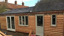 Featheredge  - Sample - English Larch - Free delivery