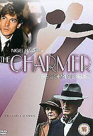 The Charmer: The Complete Series Dvd Nigel Havers New & Factory Sealed (1987)