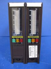 Riken Keiki Gas Indicator OX-571A Oxygen Analyzer, 0-25% O2, LOT of 2 USED