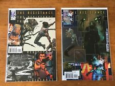 The Resistance  Wildstorm Comics 2003  Issues # 1 - 2