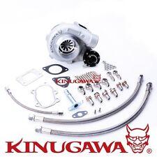 "Kinugawa GTX Ball Bearing 3"" Turbo GTX2860R fit FOR NISSAN S14 S15 T25 AR64"
