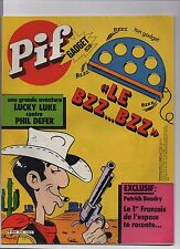 PIF GADGET n°628 - Avril 1981 - Etat neuf sans le gadget.