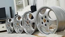 ⚠️ Porsche 911 Cup 1 MAGNESIUM 17' wheels for 964 RS Turbo 965 fuchs bbs 7,5J+9J