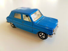 Simca 1100 TI blau Majorette No. 234 Made in France 1/60
