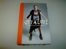 VIVIENNE WESTWOOD-GET A LIFE-SIGNED-1ST-2016-HB-NF/F-SERPENTS TAIL-VERY RARE