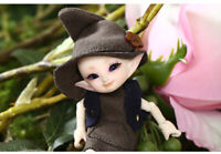 """New 1/13 Resin BJD MSD Lifelike Doll Joint Doll Women Girl Gift Realpuki Tyni 4"""""""