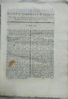 1795 RIVISTA SU GRANO DI ACCADEMICO DI UDINE, ACCADEMIA DI PIRANO