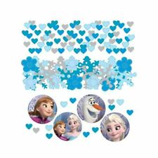 Disney's Frozen Hielo Patinaje Child's Fiesta Confeti de chispas Triple Pack