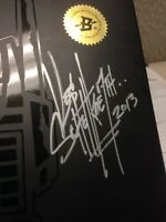 SIGNED BAIT SDCC Exclusive Transformers Optimus Prime 8 Inch Vinyl Collectible F