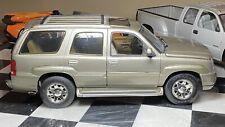 Cadillac Escalade 1/18 Diecast Car Anson Model Car Suv Truck